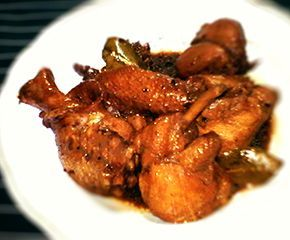 Chicken Adobo Metro City Style Recipe